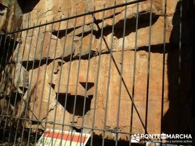 Parque Natural de Las Batuecas - Pinturas rupestres - Sierra de Francia; excursiones de fin de seman